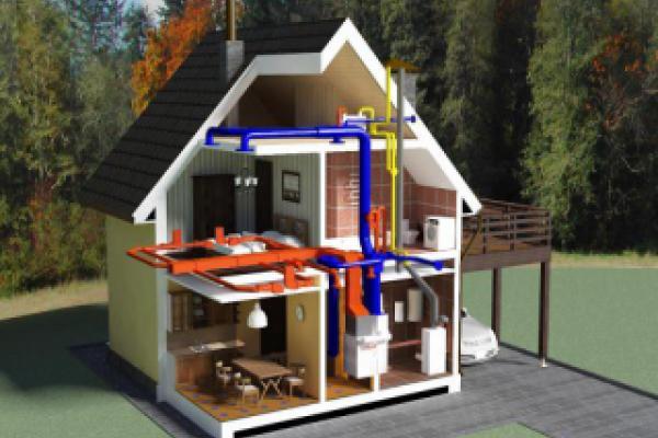 Матеріали для тепло-, водо- та газопостачання